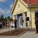 V Moutnicích slavnostně otevřeli nový obecní úřad